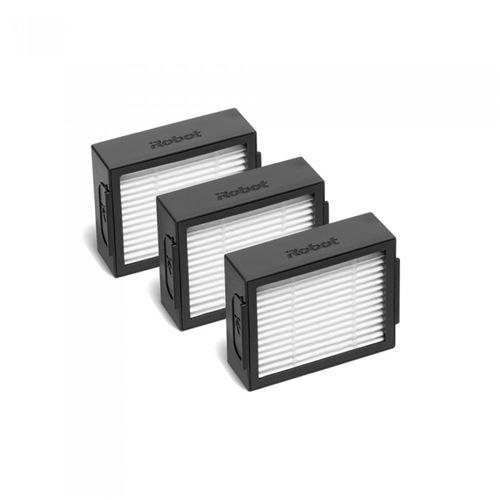 Pack de 3 filtres haute efficacite pour aspirateur robot roomba serie e & i - m919020