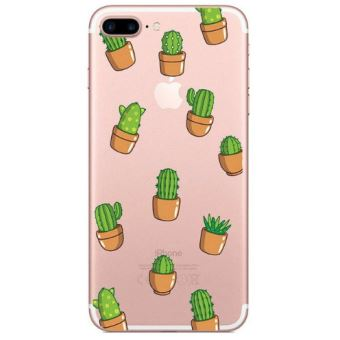COQUE IPHONE 7 cactus 6 581X EDITION LUXE