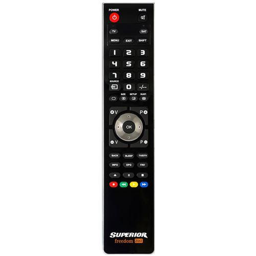 télécommande de remplacement pour autovox ax24led70