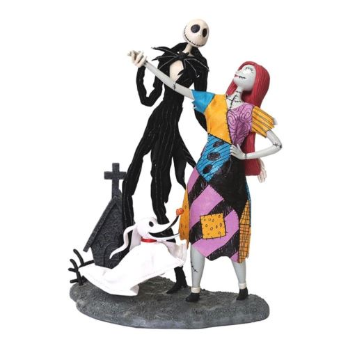 L'Etrange Noël Jack, Sally et Zéro Figurine