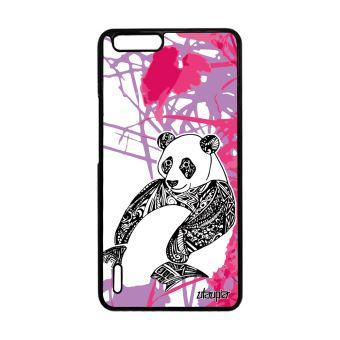 Coque Honor 6 Plus Panda Animal Case Dessin Bebe Garcon Jolie Solide