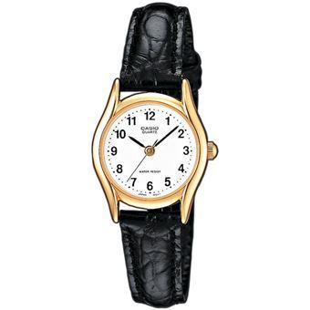 Montre Femme Casio Collection LTP-1154PQ-7BEF Noir - Montre à quartz -  Achat   prix   fnac 616f511b2eab