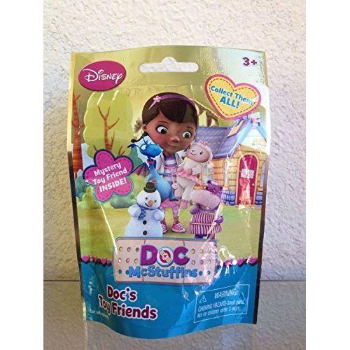 Pack de mystères Disney Junior Doc McStuffins Docs Toy Friends