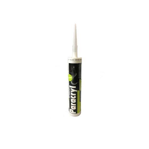 Mastic acrylique Paracryl DL CHEMICALS - blanc 310ml