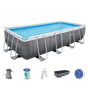 piscine tubulaire rectangulaire bestway piscine tubulaire rectangulaire bestway power steel 11 532