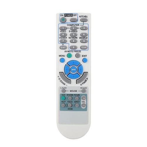 Télécommande Universelle Multi fonctionnelle de Projecteur de Fond pour NEC RD-448E