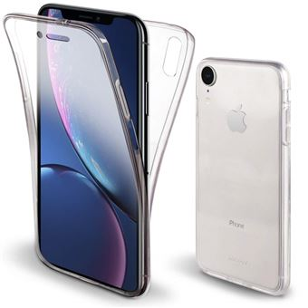 iphone xr coque avant arriere