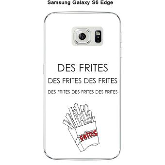 coque galaxy s6 simple