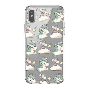 coque iphone xs licorne