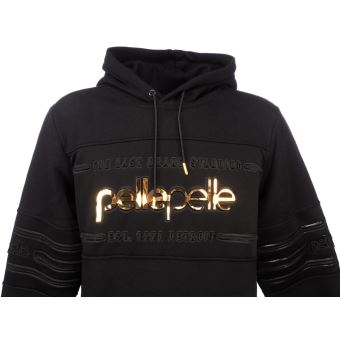 Sweat Sweat 77676 sweat hooded pellepelle or capuche noir capuche 4CqUFT4n