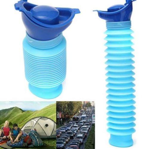 1000ml Unisex Femme homme Portable Urinoir Male Female Camping Voyage en voiture