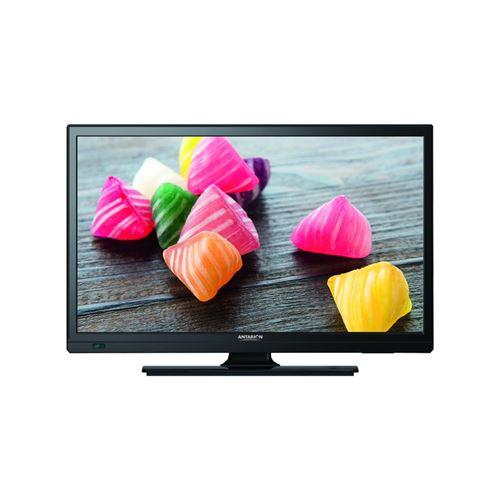 Fnac.com : Antarion téléviseur hd dvd slim led 21,5' 12v 24v 220v tuner 4k dvb-t2 - Téléviseur Standard.