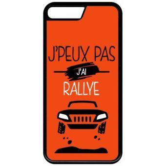 coque rallye iphone 7