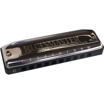 C neuf Harmonica diatonique Suzuki Blues Master Do confortable à jouer !