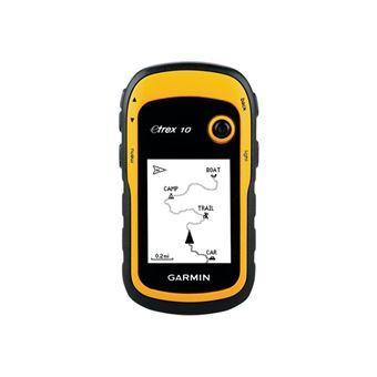 Garmin eTrex 10, appareil de navigation GPS d'extérieur