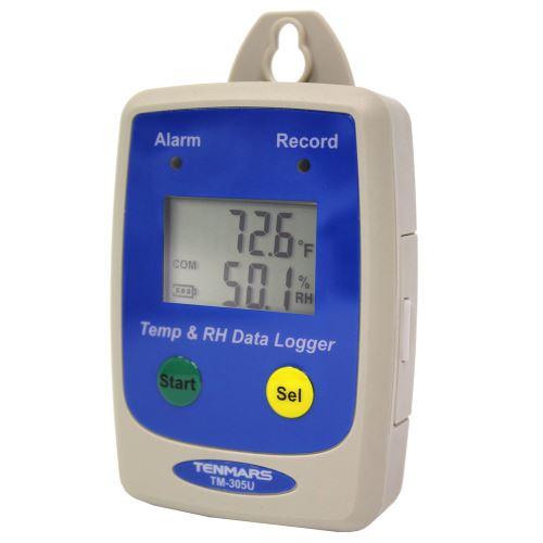 Registre du capteur et de la température et de l'humidité relative ST305U