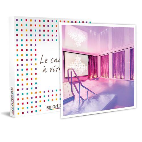 SMARTBOX - Séjour de luxe en hôtel 4* à Paris avec dîner, spa et massage - Coffret Cadeau