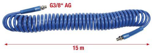 KS TOOLS 515.3340 Rallonge D'Air Spiralée 10 Mm