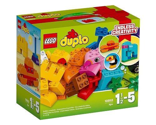Lego duplo 10853 set de construction sur le thème des fruits et animaux