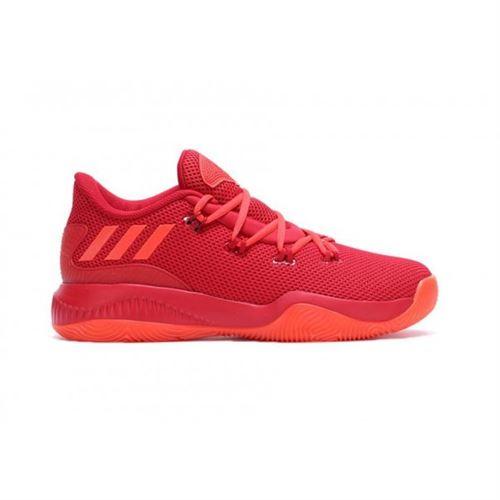 Chaussure de Basket adidas Crazy Fire Rouge pour Homme Pointure