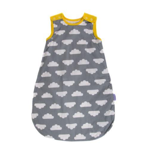 Gigoteuse 4 saisons Cloud Yellow 0-6 mois Mama Designs