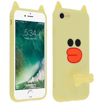 coque iphone 8 canard