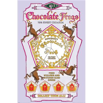 Potter Chocolate Poster Frogs91x61 Cm Harry 2IEHeWY9D