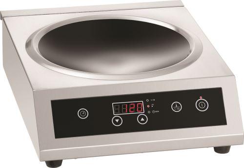 Mallard ferriere-plaque a induction wok