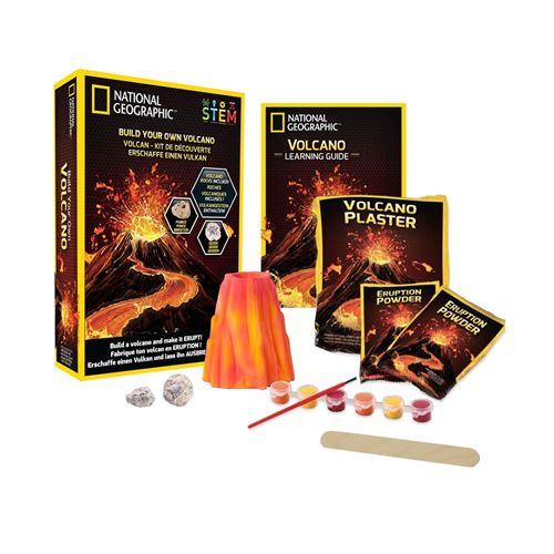 Kit découverte des volcans