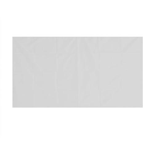 1pc portable couleur blanche projecteur écran de projection de rideau 16: 9 (100 pouces)
