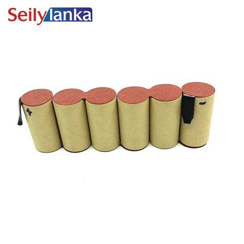 Batterie 3000mAh 7.2V Ni-Mh SC pour Coupe-herbe ciseaux taille-haie confort Tondeuse à gazon pour Gardena Accu 90