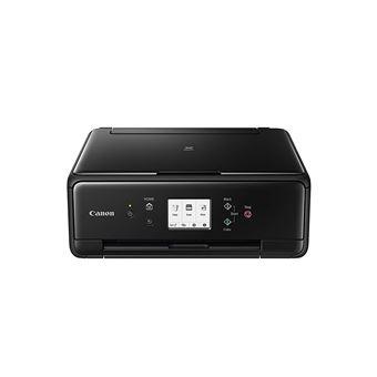 Imprimante Canon TS6250 Multifonction WiFi Noir