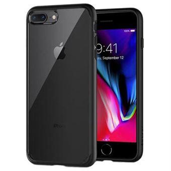 Coque iPhone 7 Plus Spigen Ultra Hybrid Noire