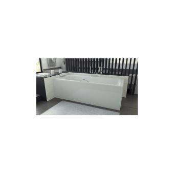 Baignoire Veneto Mini Avec Tablier 100 110 120 130 X 70 Cm Dimensions 100cm Installations Salles De Bain Achat Prix Fnac