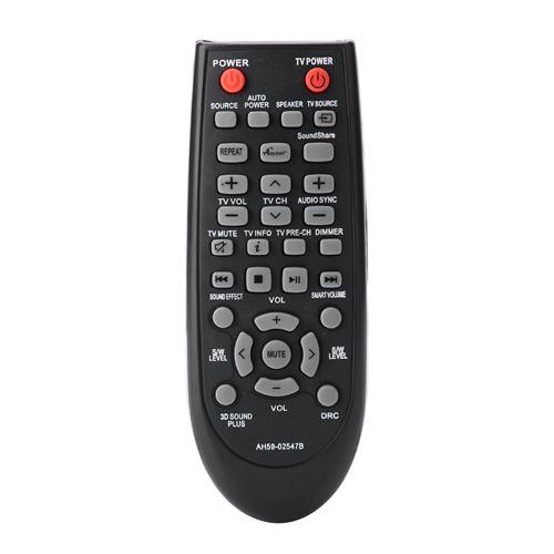 Télécommande de Barre de Son pour SAMSUNG HWF450ZA HWF450 PSWF450 AH68-02644D-00