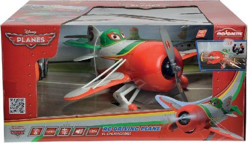 Avion el chupacabra radiocommandee 1.24 rc disney planes - dickie - voiture - rc driving