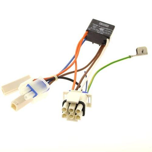 Thermostat bi-metal + faisceau de cables pour Refrigerateur Whirlpool