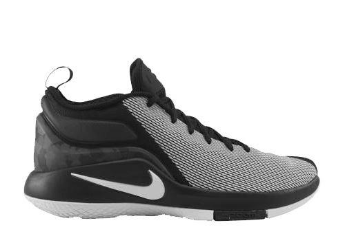 Montantes Nike Lebron Witness II Blanc pour Hommes 43