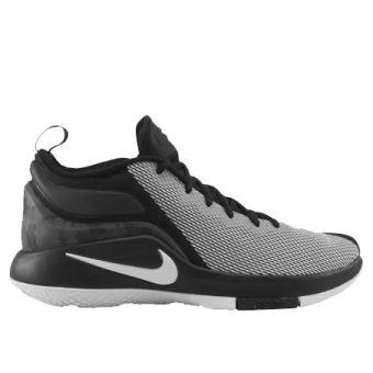 économiser 274ee e6827 Chaussure de Basketball Nike Zoom Lebron Witness 2 Noir et blanche pour  homme Pointure - 43