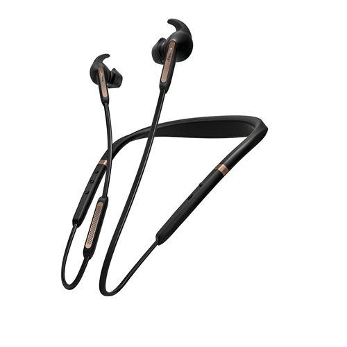 Ecouteurs sans fil Jabra Elite 65e Noir et cuivre