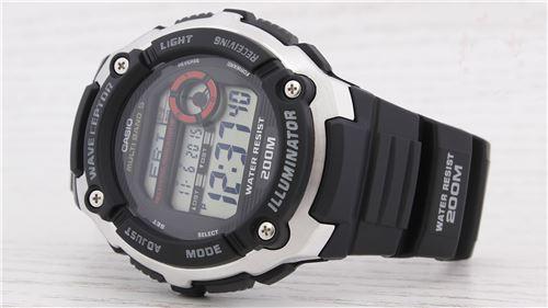 26€14 sur Casio Homme Montre WV 200E 1AVEF Chronographe  Igy4X