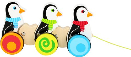 Pingouins À Tirer