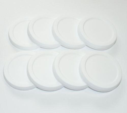 8 couvercles pot à yaourt Seb