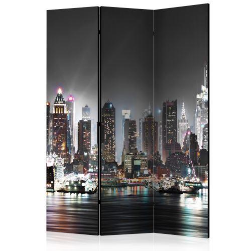 Paravent 3 volets - New York [Room Dividers] - Décoration, image, art | 135x172 cm |