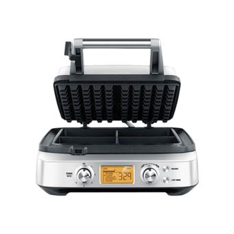 Photo de gaufrier-sage-appliances-the-smart-waffle-swm620bss4eeu1