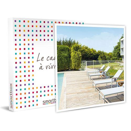SMARTBOX - Séjour bien-être avec journée au spa en Bretagne - Coffret Cadeau