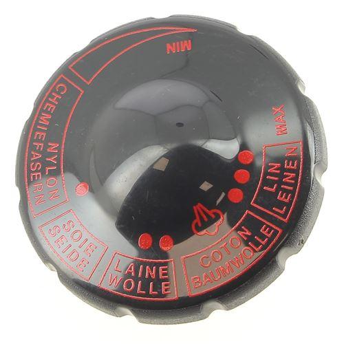 Disque de reglage gris/rouge pour Centrale vapeur Astoria, Table a repasser Astoria