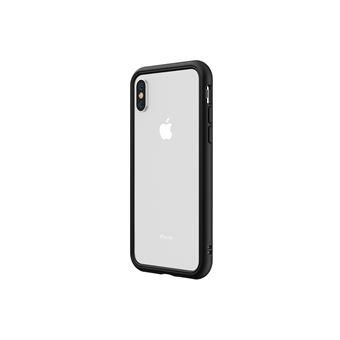 Coque CrashGuard NX RhinoShield pour iPhone XS Max Personnalisable Noir