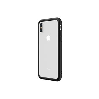 coque noir iphone xs