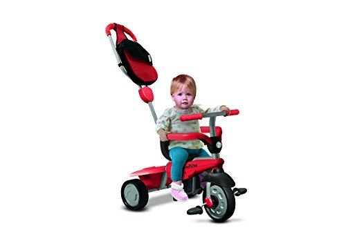 Smartrike le tricycle smart trike breeze gl véhicule, rouge gris